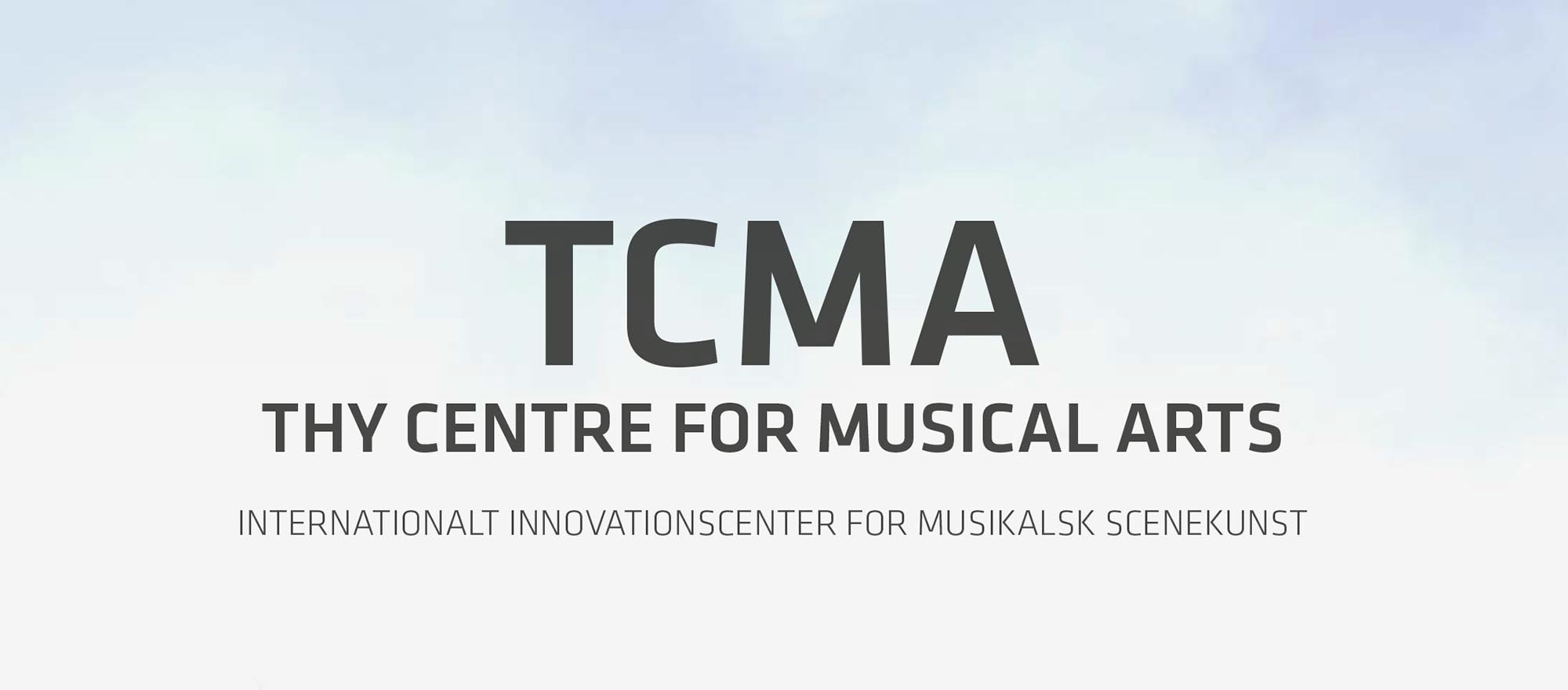 TCMA Thy Center for Musical Arts